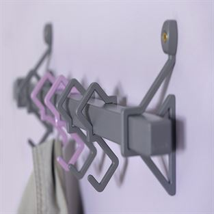 Picture for category Hook Rails & Hangers